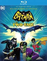 Batman vs. Two-Face (Blu-ray + DVD + Digital HD Combo)
