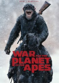 War for the Planet of the Apes (DVD + Digital HD)
