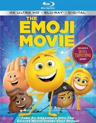 Emoji Movie, The (4k Ultra HD + Blu-ray + UltraViolet)
