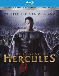 Legend of Hercules, The (4k Ultra HD + Blu-ray + UltraViolet)