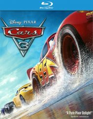 Cars: 3 (Blu-ray + DVD + Digital HD)