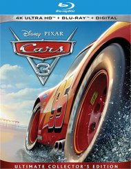 Cars: 3 (4k Ultra HD + Blu-ray + UltraViolet)
