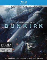 Dunkirk (4k Ultra HD + Blu-ray + UltraViolet)