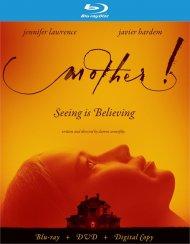 Mother! (Blu-ray + Digital HD)