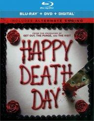 Happy Death Day (Blu-ray + DVD + Digital HD)