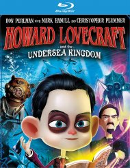 Howard Lovecraft And The Undersea Kingdom  (Blu-ray + DVD Combo Pack)