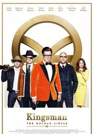 Kingsman: The Golden Circle (DVD + Digital)