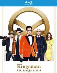 Kingsman: The Golden Circle (4K Ultra HD + Blu-ray + UltraViolet)