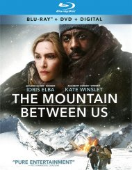 Mountain Between Us, The (Blu-ray + DVD + Digital HD)