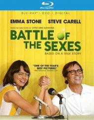 Battle of the Sexes (Blu-ray + DVD + Digital HD)