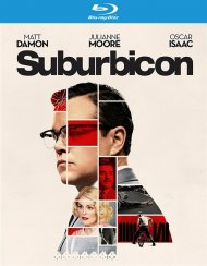 Suburbicon (Blu-ray + DVD + Digital HD)
