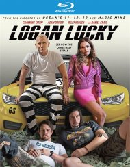 Logan Lucky (Blu-ray + DVD + DIgital HD)