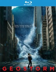 Geostorm (Blu-ray + DVD + Digital HD)