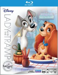 Lady and the Tramp: Signature Collection (Blu-ray + DVD + Digital HD)