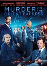 Murder on the Orient Express (DVD + Digital HD)