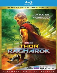 Thor: Ragnarok (4k Ultra HD + Blu-ray + UltraViolet)
