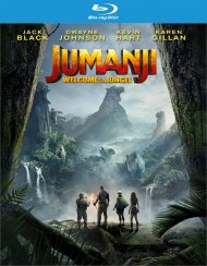 Jumanji: Welcome to the Jungle (4k Ultra HD + Blu-ray + UltraViolet)