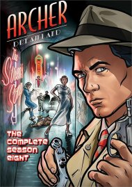 Archer: The Complete Eighth Season