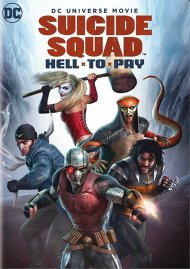 DC Universe Movie: Suicide Squad: Hell to Pay