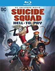 DC Universe Movie: Suicide Squad: Hell to Pay (Blu-ray + DVD + Digital HD)