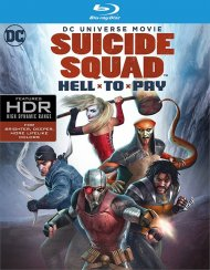 DC Universe Movie: Suicide Squad: Hell to Pay (4k Ultra HD + Blu-ray + UltraViolet)