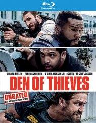 Den of Thieves (Blu-ray + DVD + Digital HD)