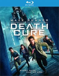Maze Runner: Death Cure (Blu-ray + DVD + Digital HD)