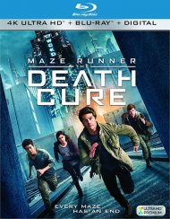 Maze Runner: Death Cure (4k Ultra HD + Blu-ray + UltraViolet)