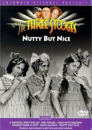 Three Stooges, The: Nutty But Nice