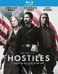 Hostiles (Blu-ray + DVD + Digital HD)