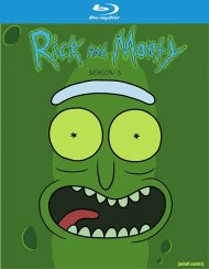 Rick and Morty: The Complete Third Season