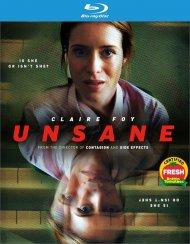 Unsane (Blu-ray + DVD + Digital HD)