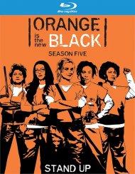 Orange Is The New Black: The Complete Fifth Season (Blu-ray + Digital HD)