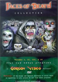 Faces Of Death: Volumes 1-4