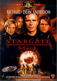 Stargate SG-1: Season 1 - Volume 4