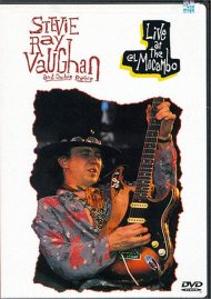 Stevie Ray Vaughan/Double Trouble Live: El Mocambo