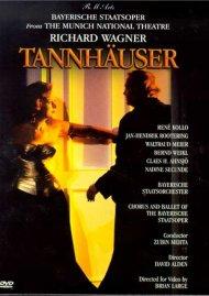 Tannhauser: Richard Wagner - The Munich National Theatre