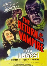 Return Of The Vampire, The