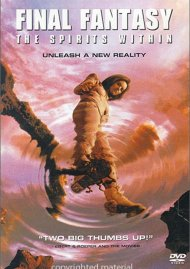 Final Fantasy: The Spirits Within (Single-Disc Edition)