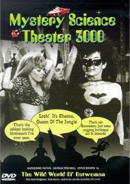 Mystery Science Theater 3000: Wild World Of Batwoman, The