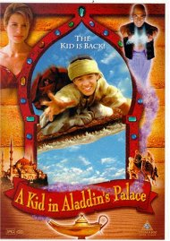 Kid In Aladdins Palace