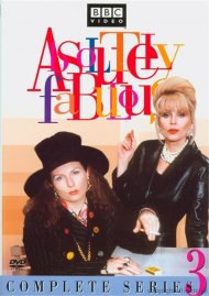 Absolutely Fabulous: Complete Series 3