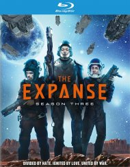 Expanse, The: The Complete Third Season (Blu-ray + Dgital HD)