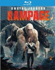 Rampage (Blu-ray + DVD + Digital HD Combo)