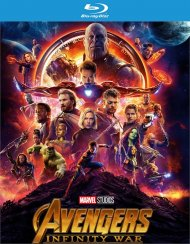 Avengers: Infinity War (Blu-ray + Digital HD)