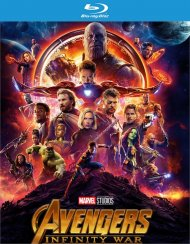 Avengers: Infinity War (4k Ultra HD + Blu-ray + UltraViolet)