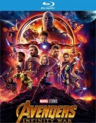 Avengers: Infinity War (4k Ultra HD + Blu-ray + UltraViolet)