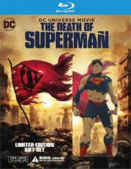 Death Of Superman, The: Deluxe Edition (Blu-ray + DVD + Digital HD)