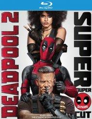 Deadpool 2 (Blu-ray + DVD + UltraViolet)