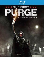 The First Purge (Blu-ray+DVD+Digital)
